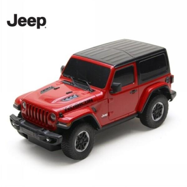 Jeep 랭글러 루비콘 1:24 상품이미지