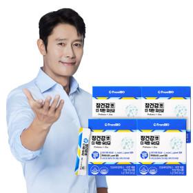 장건강엔 더착한 유산균 30포x4박스/4개월