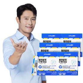 장건강엔 더착한 유산균 30포x6박스/6개월
