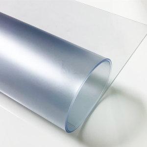 예피아 반투명 원형 매트 지름 111~120cm 두께 1.5mm