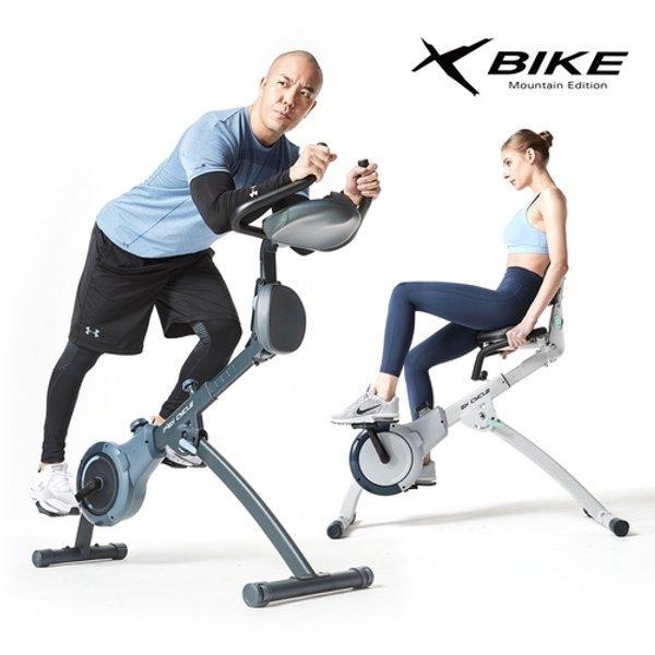 숀리 엑스바이크 마운틴에디션 실내자전거 상품이미지