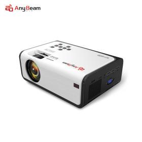 애니빔 빔프로젝터 HD화질 가정용 휴대용 WLP-HD200