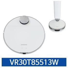 삼성전자 비스포크 제트봇 로봇청소기 VR30T85513W / KN