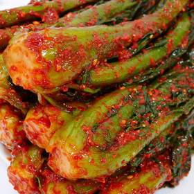 싱싱식품 여수 돌산갓김치 물김치 총각김치 꼬들빼기