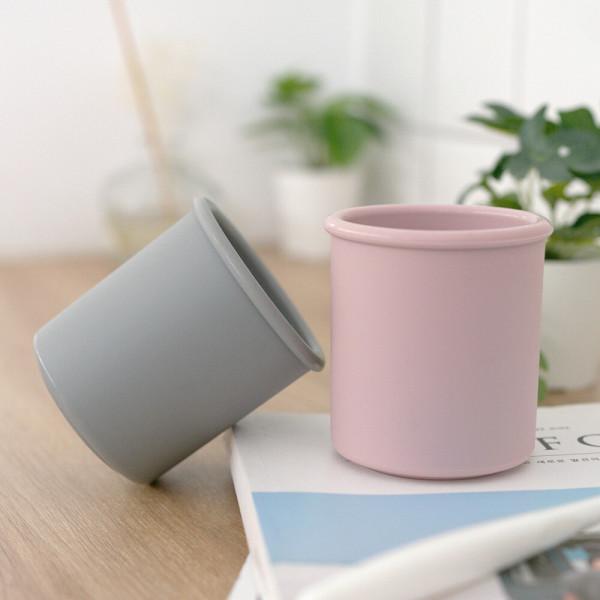 실리베스 소프트 실리콘 양치컵 2개 욕실용품 국산 컵 상품이미지