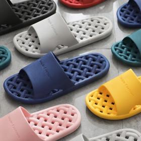 1+1/Slippers/Color/Men Women/Couple