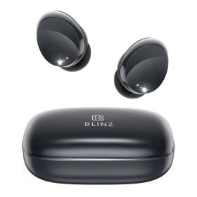 블루투스5.1 최신상 BF12 방수 이어폰 국내발송 블랙