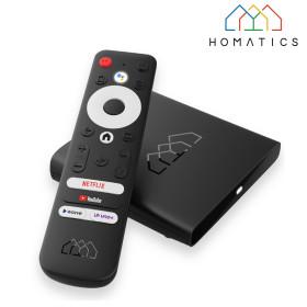 호매틱스 BoxQ 스마트TV 안드로이트10 OTT 셋탑박스