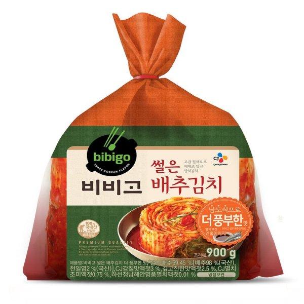 씨제이_비비고썰은배추김치더풍부한맛_900G 상품이미지