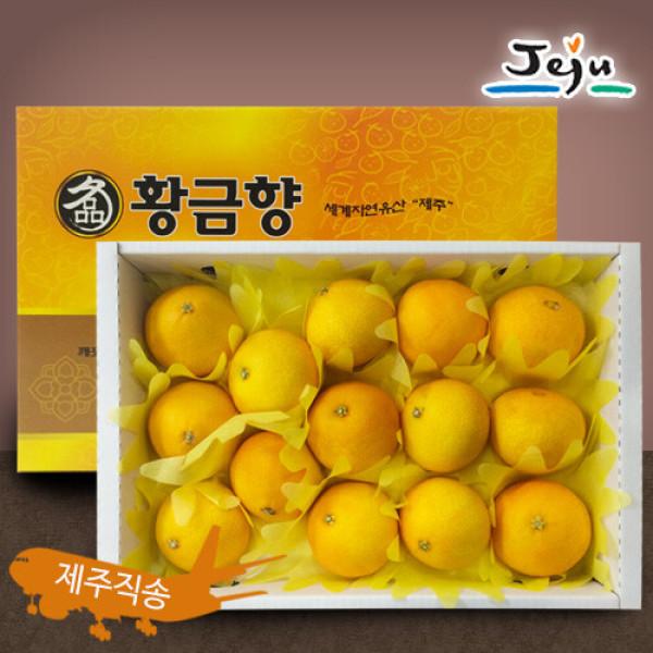 올찬농산  황금향 선물세트(대) 5kg 23~26과 / 제주직송 상품이미지