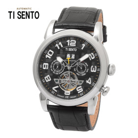 Tisento/TS50031WTB/DATE/Automatic/WATCH FOR MEN