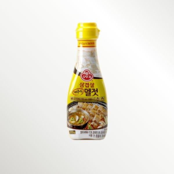밥상닷컴  새벽배송 삼겹살_제주식멜젓소스 270g 상품이미지