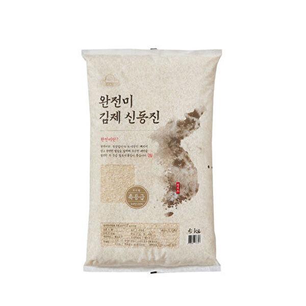 엘그로 Lgrow 완전미 김제 신동진 5kg / 20년산 / 특등급 상품이미지