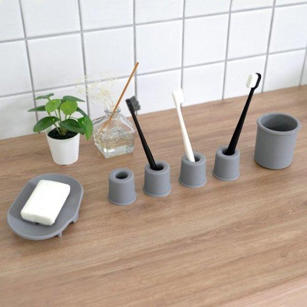 실리베스 소프트 실리콘 욕실 4인 세트 상품이미지