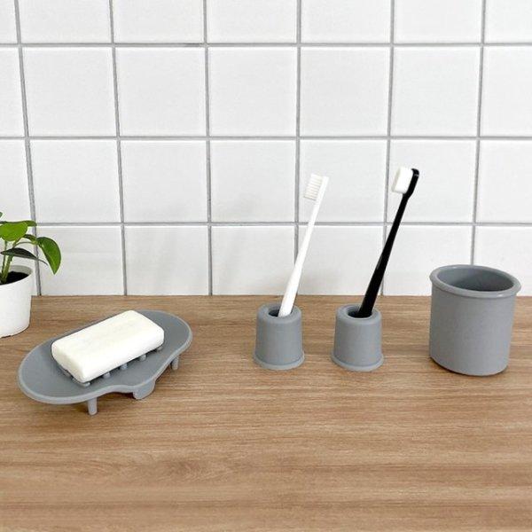 실리베스 소프트 실리콘 욕실 2인 세트 상품이미지