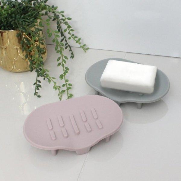 실리베스 소프트 실리콘 비누받침대 3개 상품이미지