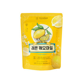과일허브티 레몬 캐모마일 15티백 사은품증정