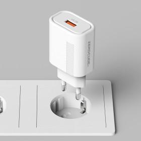 QC3.0 고속 USB 핸드폰 고속 충전기 삼성 갤럭시 애플