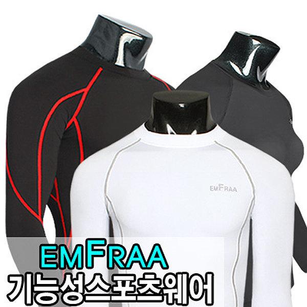 엠프라 언더레이어 기모내의 헬스 요가복 축구복 이너 상품이미지