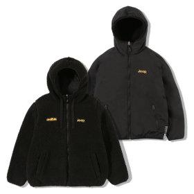 Reversible Fleece Jacket (GL5TZU422BK)