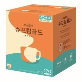 맥심 슈프림골드 커피믹스 (13.5G 170입)