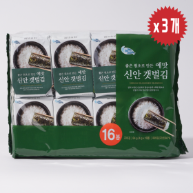 신안갯벌김 도시락김 4g48봉