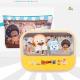스텐 수저통가방식판도시락 아동유아 간식판 어린이집