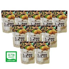Organic/100g/X/Peeled Chestnut/Chestnuts/Original/Chestnut