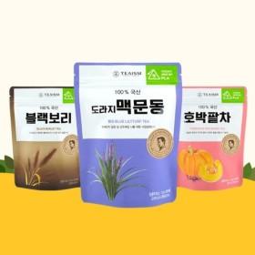 호박팥차/맥문동/블랙보리 삼각티백 1+1 후기이벤트