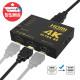 UHD 4K HDMI분배기 TV 모니터 영상 화면 5포트 공유기