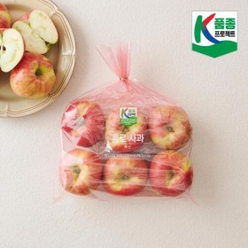 홍로 사과 (4-7입/봉)