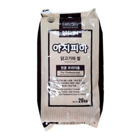 G dog food 20kg Agipia large pack food special price dog