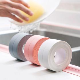 1+1 PVC 방수테이프 3가지 컬러 주방 욕실 곰팡이방지