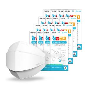 브레스 마스크 KF AD 80매/5매입/국내제조