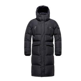 한겨울 남녀 롱패딩 구스다운자켓 B모션벤치다운자켓-남녀