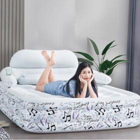 에어 매트리스 가정용 휴대용 캠핑 야외 침대 더블