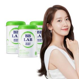비비랩 저분자콜라겐 비오틴 플러스 3통(3개월)+쇼핑백