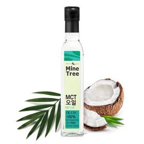 마인트리  MCT오일 250ml 1병 코코넛/MCT