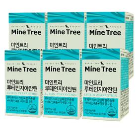 마인트리 루테인지아잔틴 6박스 (6개월분) +크릴오일
