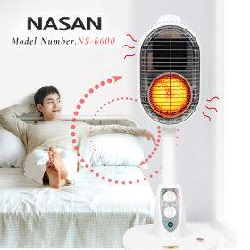 나산 가습형 온풍 히터 전기 난로 3IN1 난방기 NS-6600