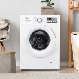 Midea 드럼세탁기 MW-F902W 인버터모터 9kg 방문설치