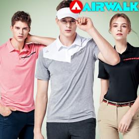 Mens polo t-shirt / short sleeve / golf wear / technical t-shirt /