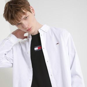 스트레치 옥스포드 셔츠 (T32B6WSH03CMT2YBR)