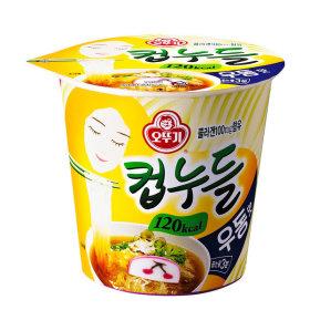 컵누들 우동맛 1박스 (15개)