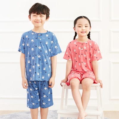 Kids sleepwear pajamas dress home wear lounge wear boys girls