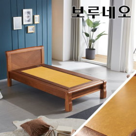 [보루네오 하우스] [보루네오] 선물추천 모닝듀 온열 황토 흙침대 싱글 YS301S