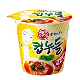 컵누들 매콤한맛 1박스(15개)