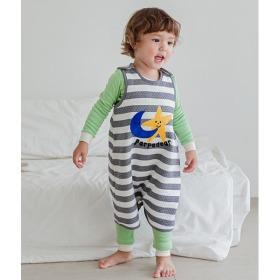 Twinkle Star Sleep Vest Baby Winter Anti-stomachache Pajama