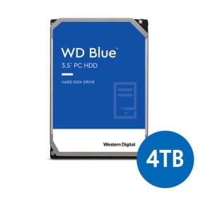 Western Digital  WD BLUE 5400/256M 4TB 3.5  WD40E