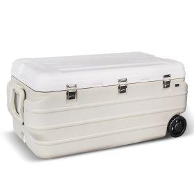 휴대용 여행 캠핑 아이스박스 180L 돼지코 포함
